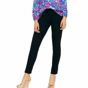 Lilly Pulitzer Travel Pants XS Black